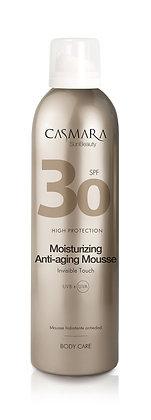 Casmara Moisturizing Anti-Aging Mousse SPF30