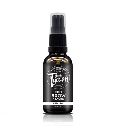 BrowTycoon CBD Brow Growth