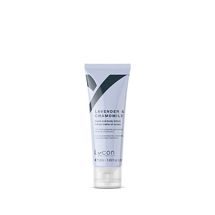 Lycon Lavender & Chamomile hand- & bodylotion
