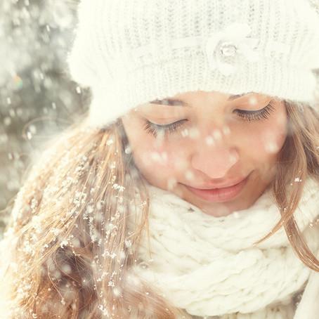 De kou, een groot schoonheidsgeheim
