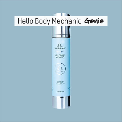 Bellabaci 'Hello Body Mechanic' Genie 120ml