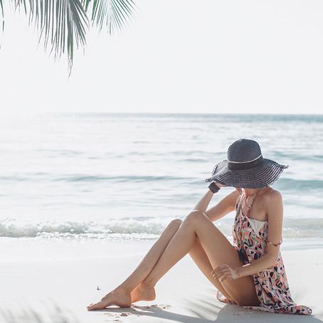 Veilig zonnebaden