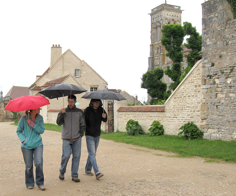 Philosophy of Religion in Vezelay, France