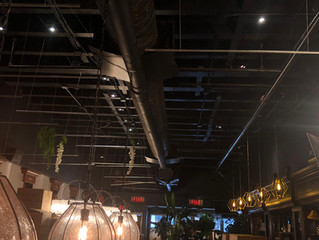 Do you want install a Lighting fixtures for high ceiling? No Problem! You find us.