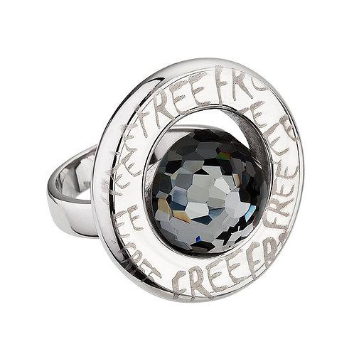 Beryl - Ring - chrome