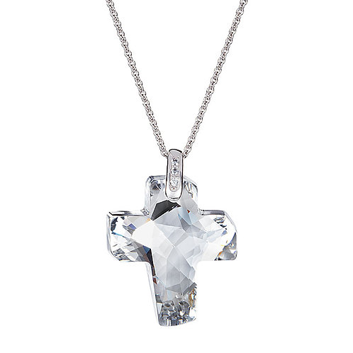 Chance - Pendant Ag 925/Rh - crystal
