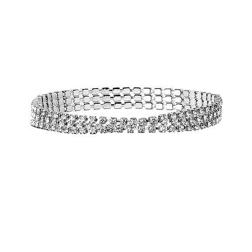 Jillianne - Bracelet - crystal