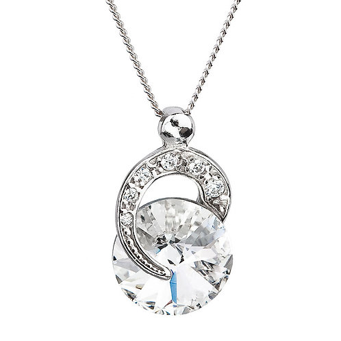 Necklace for girls and women Gentle Beauty crystal