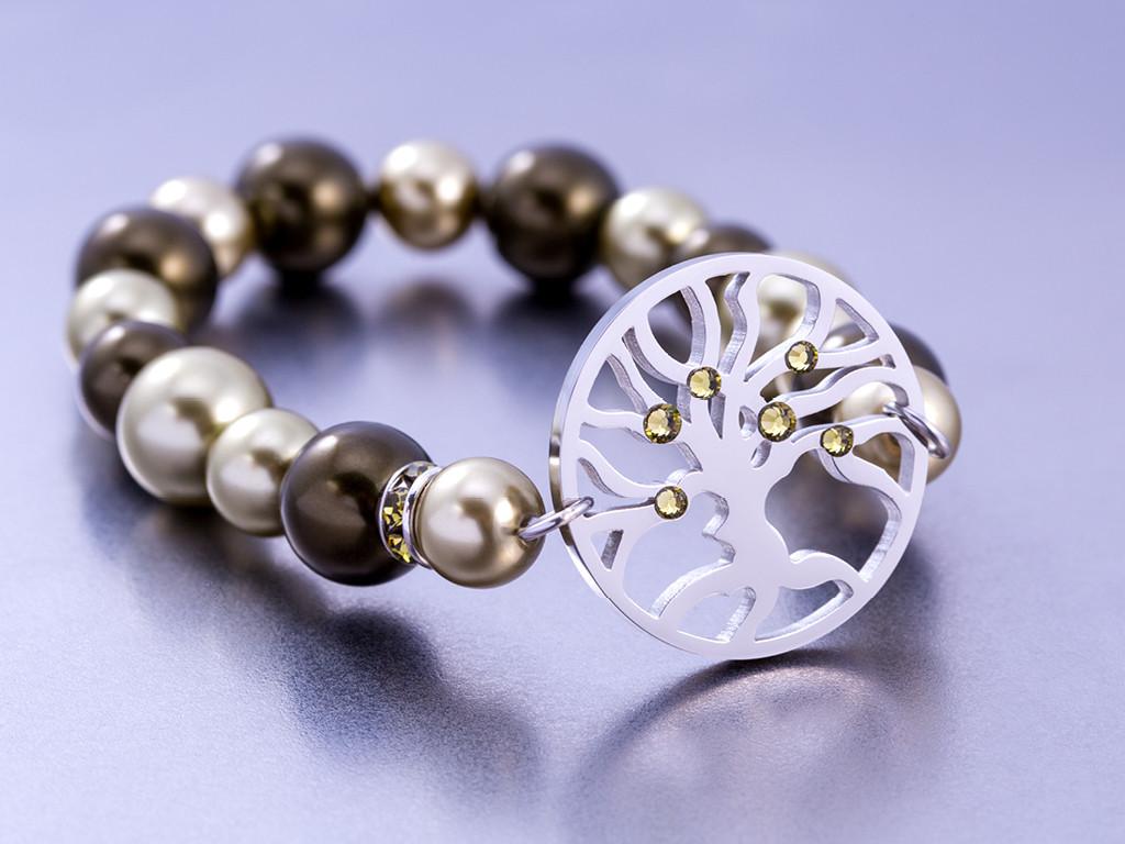 7299 53 bracelet olivin stones tree of life.jpg