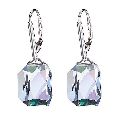 Icy Splendour - Earrings Ag 925/Rh - crystal AB
