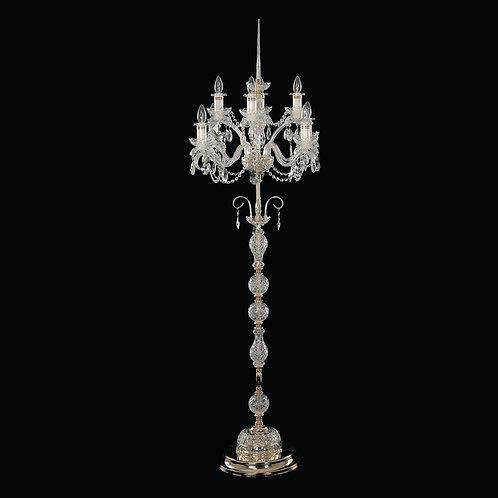 floor lamp S163/4+4/42 KN silver
