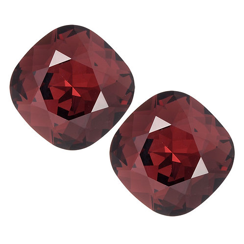 Ella - Earrings - burgundy