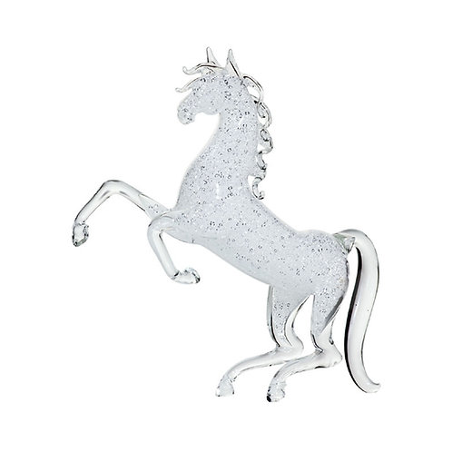 Crystal figurines. Andalusian Horse. 1162 00