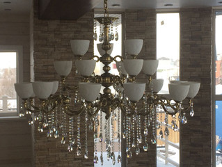 Amazing Idea for custom made crystal chandelier.