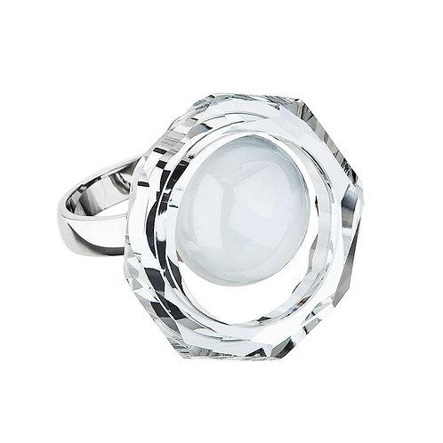 Kacy - Ring - white