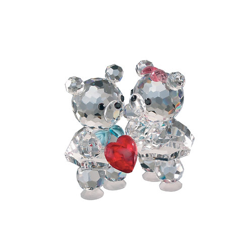 Gift for the Valentine's Day. Baby Bears in Love. 0883 70