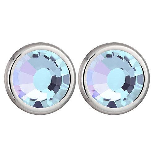 Carlyn - Earrings - vitrail light