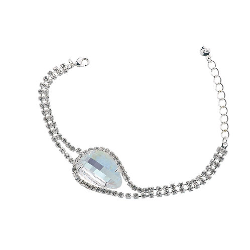 Everlasting Love  - Bracelet - crystal AB