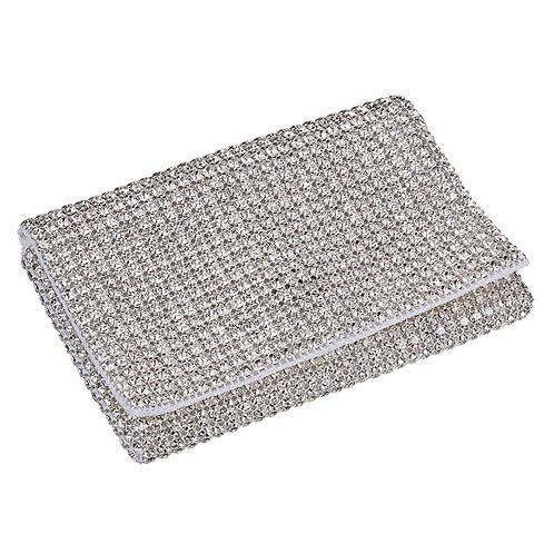 Eviana - Crystal Evening Handbag - crystal