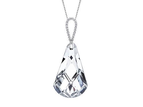 Pendant Cygnus cubic zirconia diamonds stones Silver AG 925 / Rh 6113 00