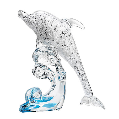 Gift. Crystal White Dolphin. 1394 58