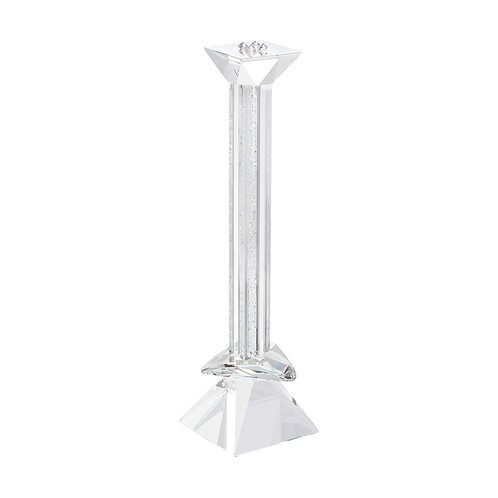 Candle holder. Glittering Beauty. Candlestick. Table decoration Crystal. 1424 00