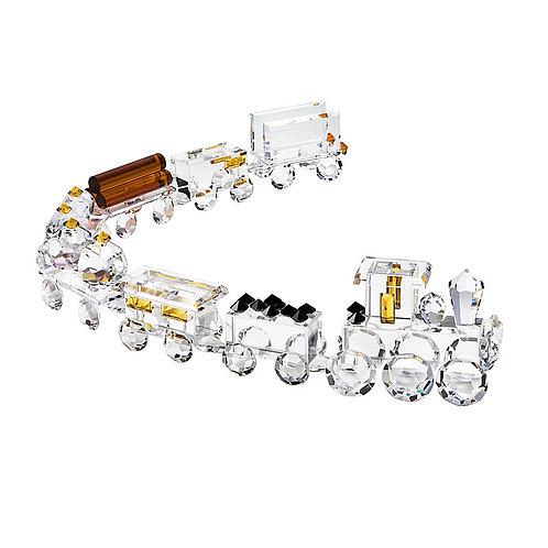 Gift. Crystal Train. 0282 70
