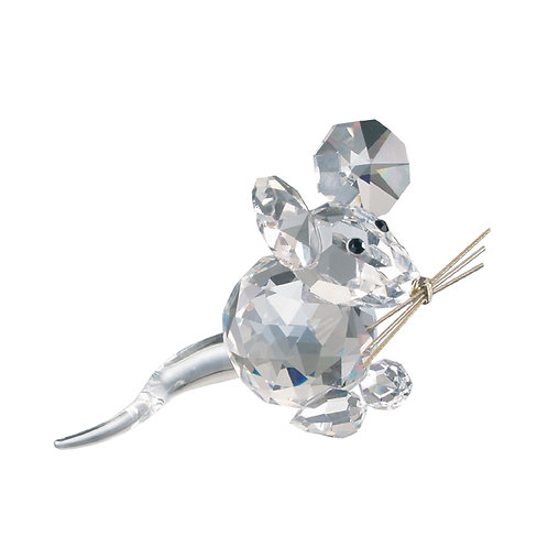 Crystal collection of the miniature. Mouse. 0476 01