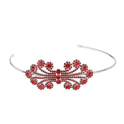 Headdress Cloris Light Siam / Red