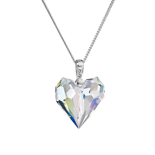 Amour  - Pendant - crystal AB