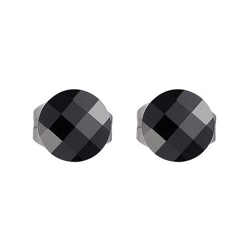 Addy - Earrings - black