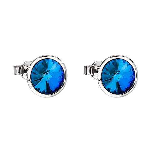 Uniques - Earrings - bermuda blue