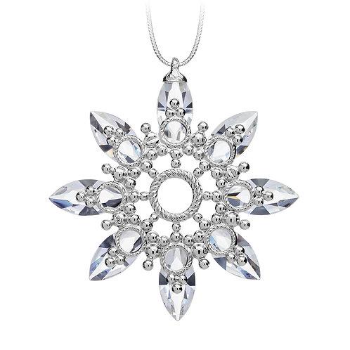 Christmas Star Ornament. Birthday Star. Gift.