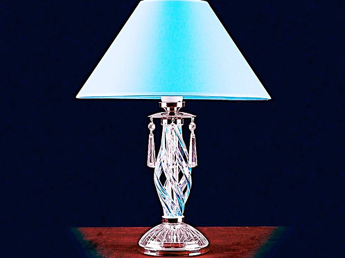 Table lamp gold S418/1/303/2 S modern style