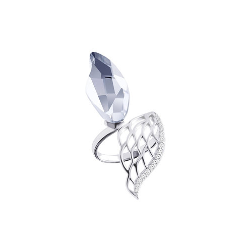 Ring Angel Wings Sterling silver adjustable size Limited collection