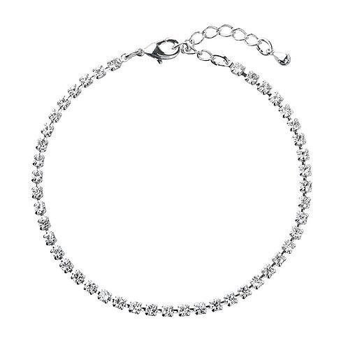 Charlotte - Bracelet - crystal