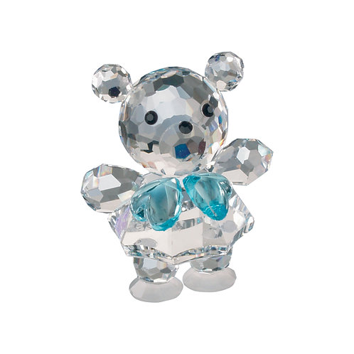 Baby bear. Baby Boy gift. Baby Bear with blue bow. Newborn gift. Complimentary
