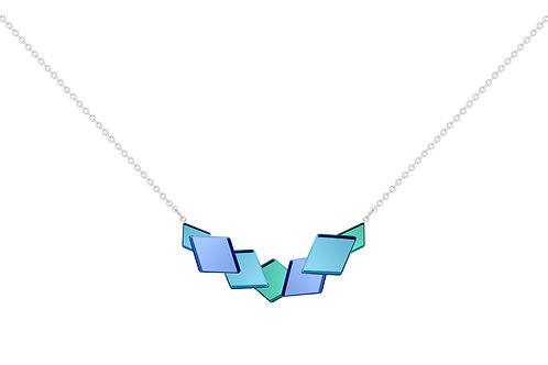 Fragmentum Necklace surgical steel