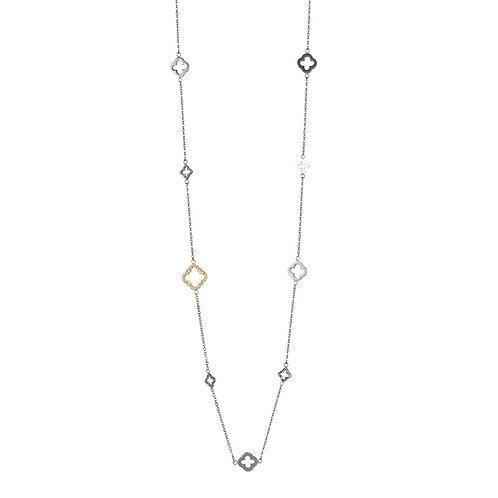 Grandeur - Necklace - crystal
