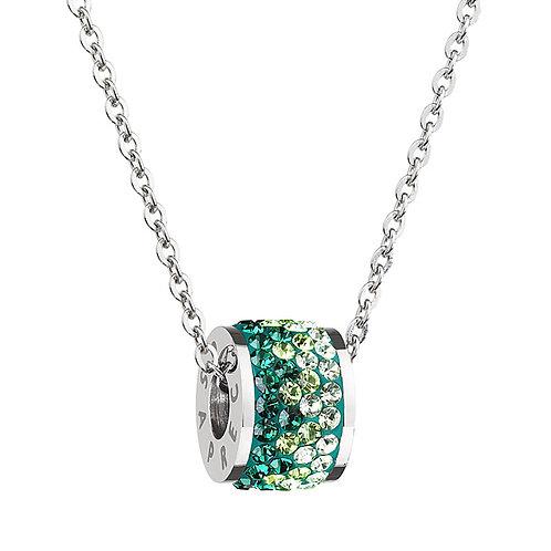 Mirai - Pendant - emerald