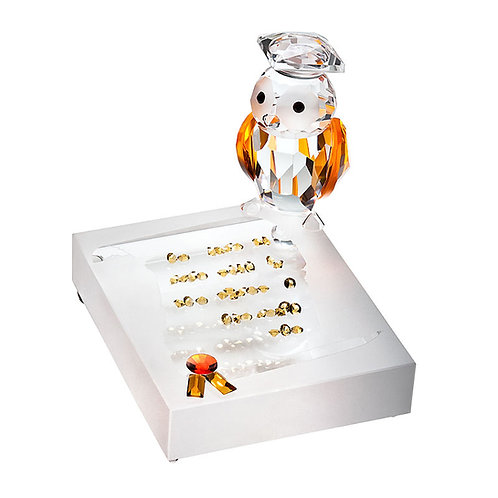 Graduation Gift for everybody. Crystal gifts. Owl. 1324 80