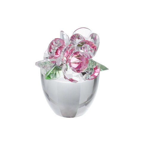 Gift for Mom, Girl and women. Flowers of Meadow (pink). 1422 69