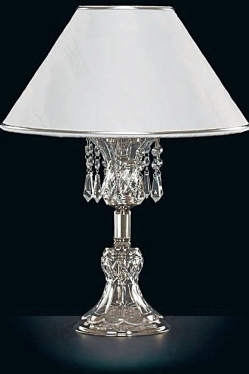 Table lamp silver High end S840/1/19  silver