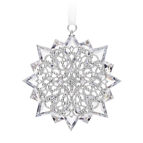 Christmas Star Ornament. Birthday Star. Gift.