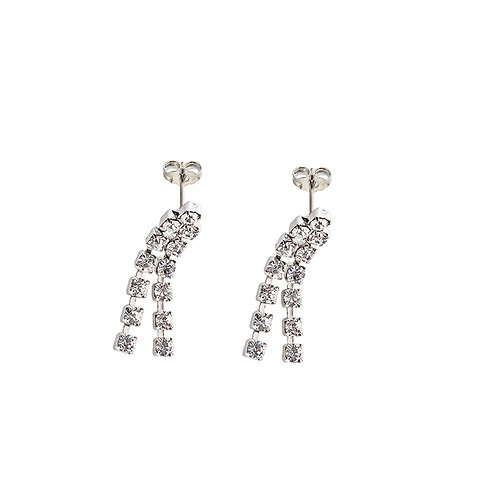 Carina  - Earrings - crystal