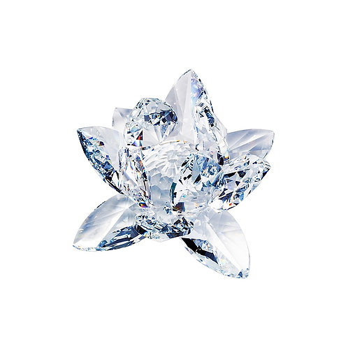 Home decor. Gift. Crystal flowers. Water Lily. 1471 00