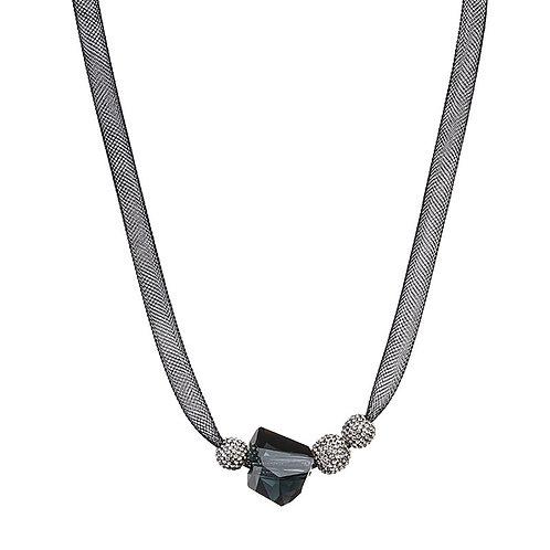 Charme - Necklace Ag 925/Rh - montana