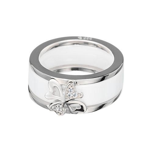 Vogue - Ring Ag 925/Rh - white