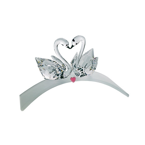 Gift for anniversary, Wedding and Family Celebration. Faithful Swan. 1090 90