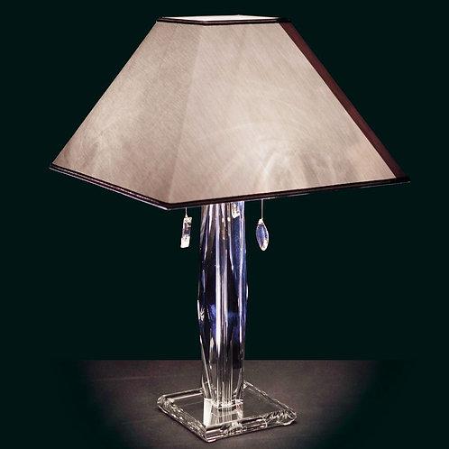 Table lamp S201/9/03 S gold Swarovski crystal